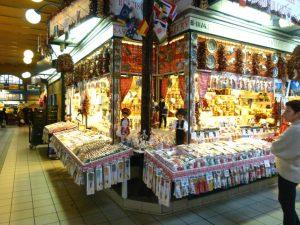 מסלו טיול בבודפשט - שוק paprica