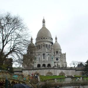מסלול טיול בפריז, צרפת - sacre care