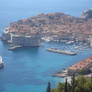 מסלול טיול לקרואטיה, Dubrovnik