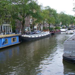 מסלול טיול באמסטרדם - תעלות אמסטרדם
