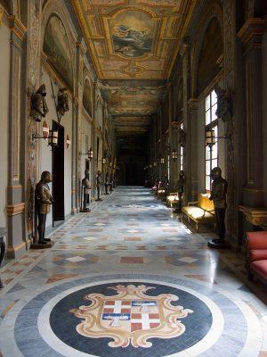 מסלול טיול במלטה, וולטה Grand Masters Palace