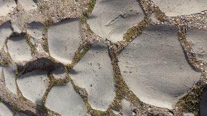 מדרכה ברומא העתיקה