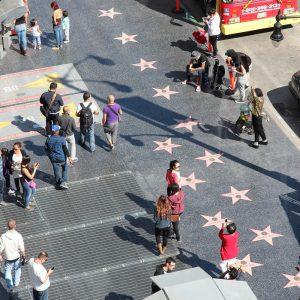 שדרת הכוכבים לוס אנג'לס קליפורניה