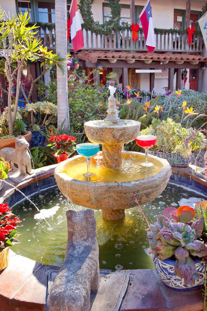כפר האומנים הספרדי, פארק בלבואה, סן דייגו