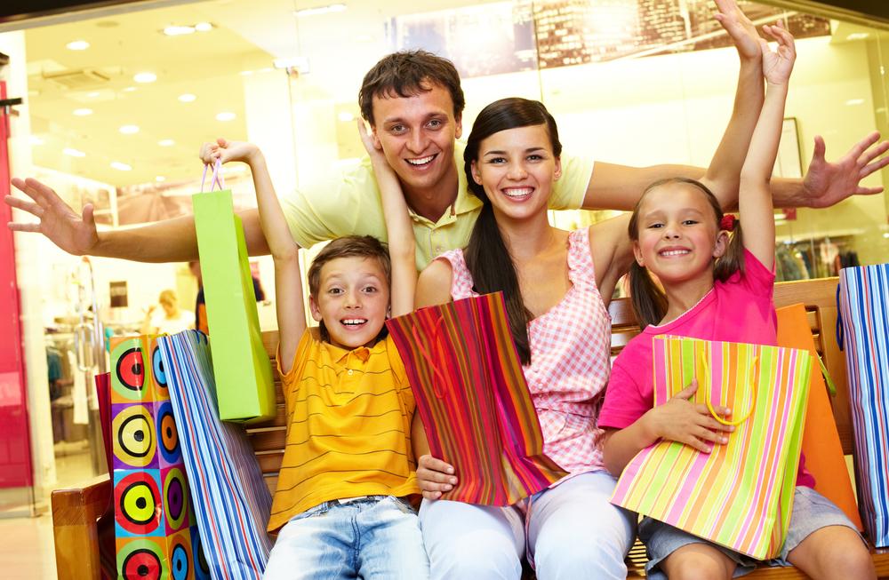 משפחה בקניות, פרימארק