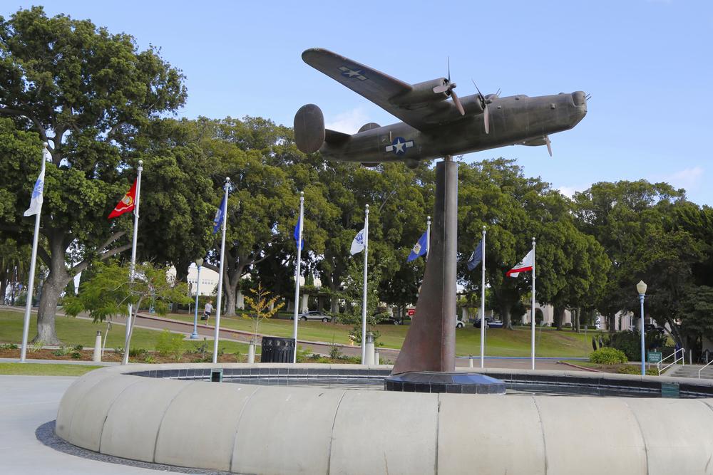 מוזיאון האויר והחלל, פארק בלבואה סן דייגו