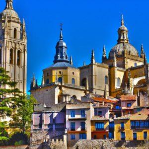 סגוביה, מדריד ספרד