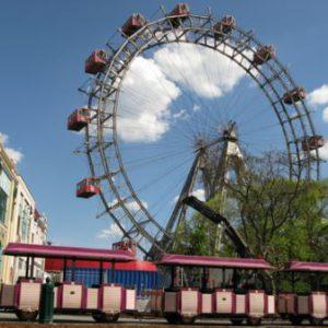 פארק פראטר- גלגל ענק