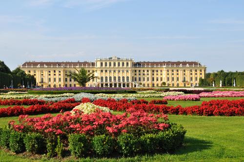 ארמון שנברון וינה