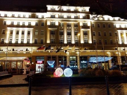 מלון רדיסון בלו קרלטון ברטיסלבה