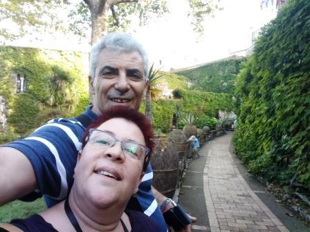 הגנים של וילה צ'מבורנה - ראבלו