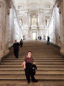 הכניסה לארמון קזארטה