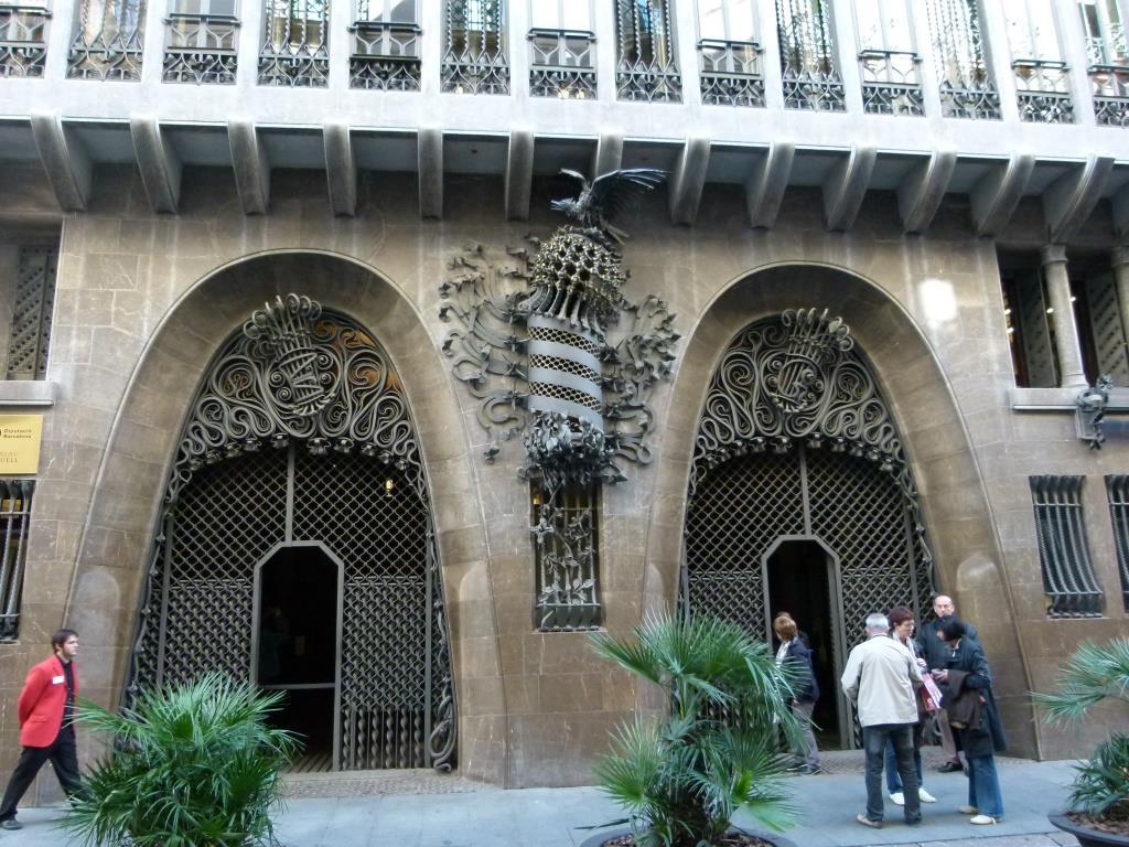 ארמון גואל ברצלונה