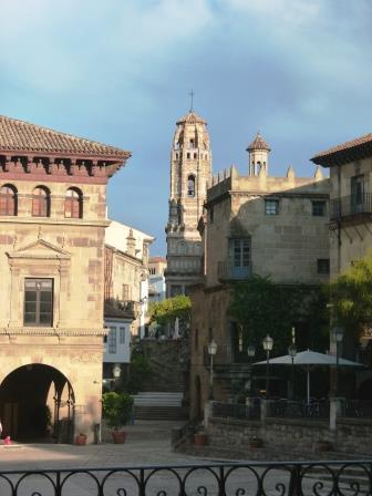 בניינים בפואבלו אספניול ברצלונה
