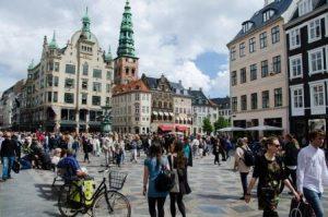 כיכר העיר קופנהגן