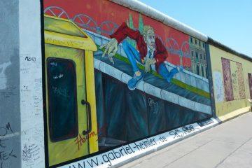 חוויות מברלין – מזרח ומערב