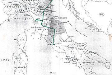יומן מסע באיטליה-חלק א'-טוסקנה