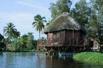 הכפר האינדיאני המשוחזר – Guama