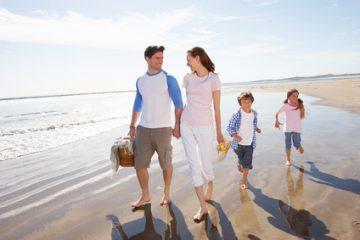 חופשה עם ילדים – לשמור על רומנטיקה