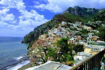 דרום איטליה וחוף אמאלפי–טיול בתוך גלויה