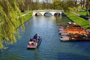 קיימברידג' – 10 אתרי חובה בטיול בעיר