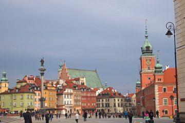 ורשה – יעד חדש ומזמין לתייר הישראלי